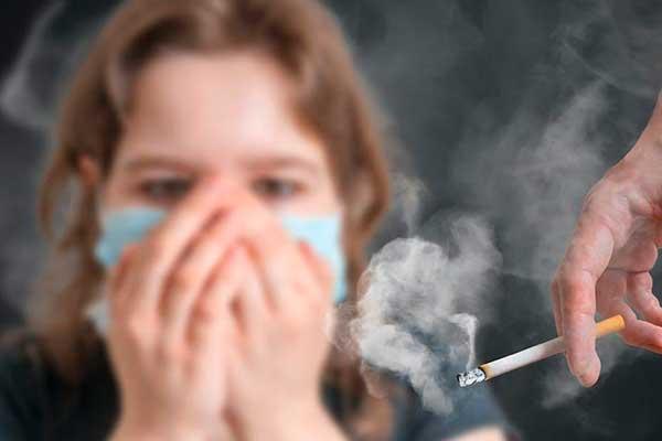 Niños a los 10 años son atraídos por el tabaco
